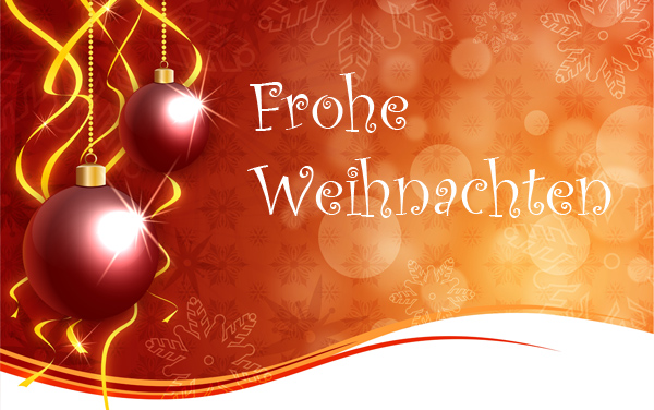 Frohe Weihnachten Euch Allen.Frohe Weihnachten Euch Allen Lit Blog